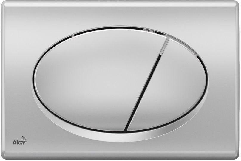 Купить со скидкой Кнопка смыва AlcaPlast M72