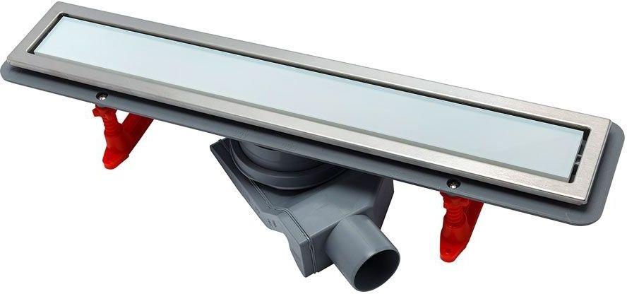 Душевой лоток Pestan Confluo Premium White Glass Line 13000282, 550мм